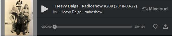 heavy dalga radioshow 208