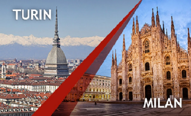 2026 Olympics, war within the kind between Milan and Turin