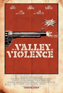 In a Valley of Violence - Poster & Trailer