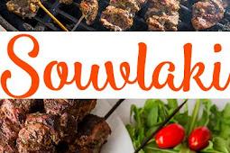 Perfect Grilled Souvlaki