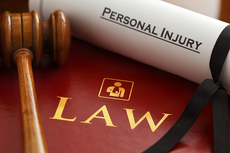 common personal injury