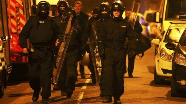 UK police seize control of Birmingham prison from rioters