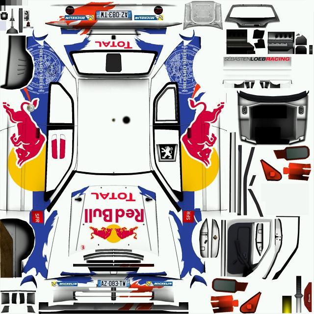 Rbr Peugeot 306 Maxi Loeb