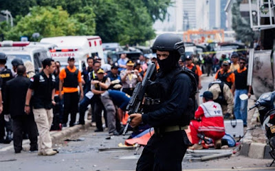 Indonesia terrorist attack