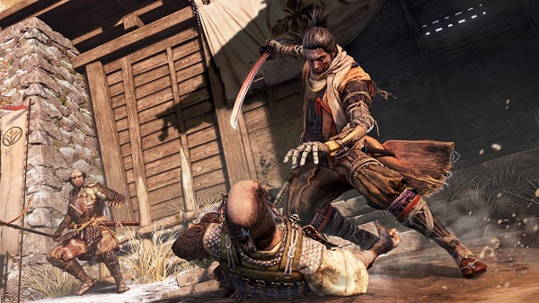 Sekiro: Shadows Die Twice Review & Gameplay