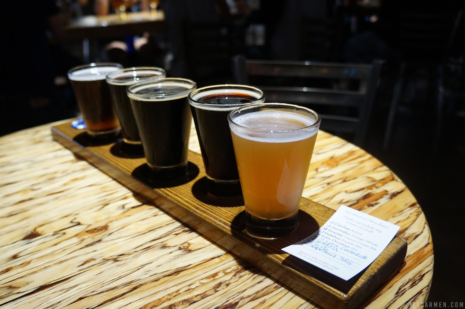 Mike Hess, Mike Hess Brewing, San Diego, North Park, SDBeer, beer, craft beer, brewery review,