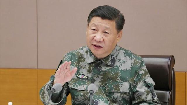 Xi manda al Ejército chino mejorar su capacidad de ganar batallas
