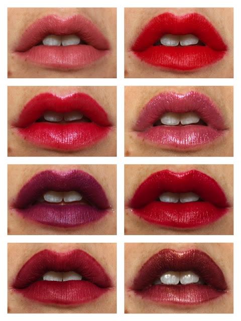 rban Decay Vice Lipstick Lip Swatches Swatch Backtalk 714 Firebird Big Bang Pandemonium Rock Steady Disturbed Conspiracy