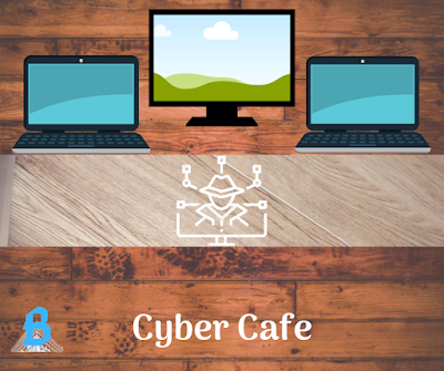 Cyber cafe business