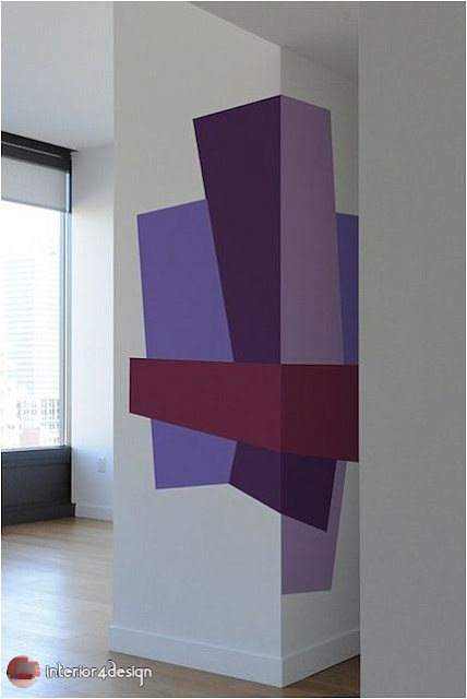 Painting Geometric Shapes 9