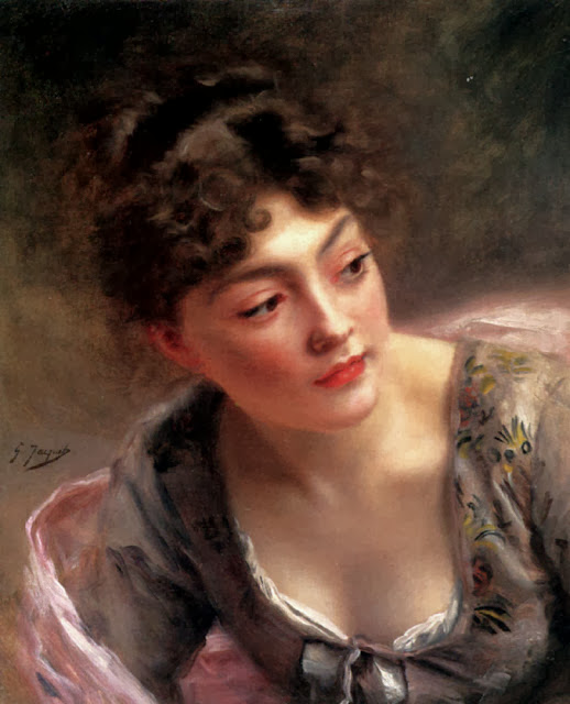 Gustave Jean Jacquet | French Academic Painter (1846-1909)