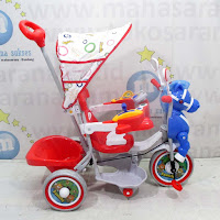 family kuda baby tricycle