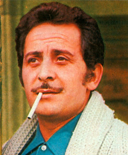 Domenico Modugno, who co-wrote the iconic Italian pop song Volare