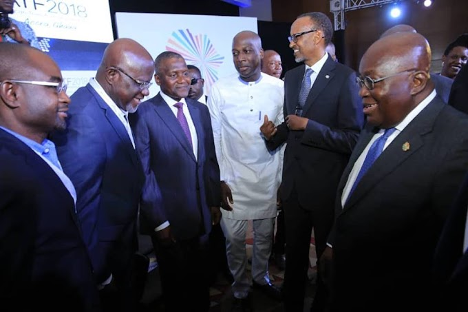 Banks in Ghana Have Been Passive, Time to Finance Relatively Risky Ventures - President Akufo Addo