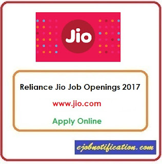 Reliance Jio Hriring Freshers Graduate Engineer Trainee Jobs in Mumbai Apply Online