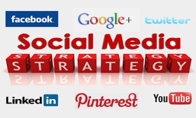 Strategi Pemasaran Dengan Media Sosial