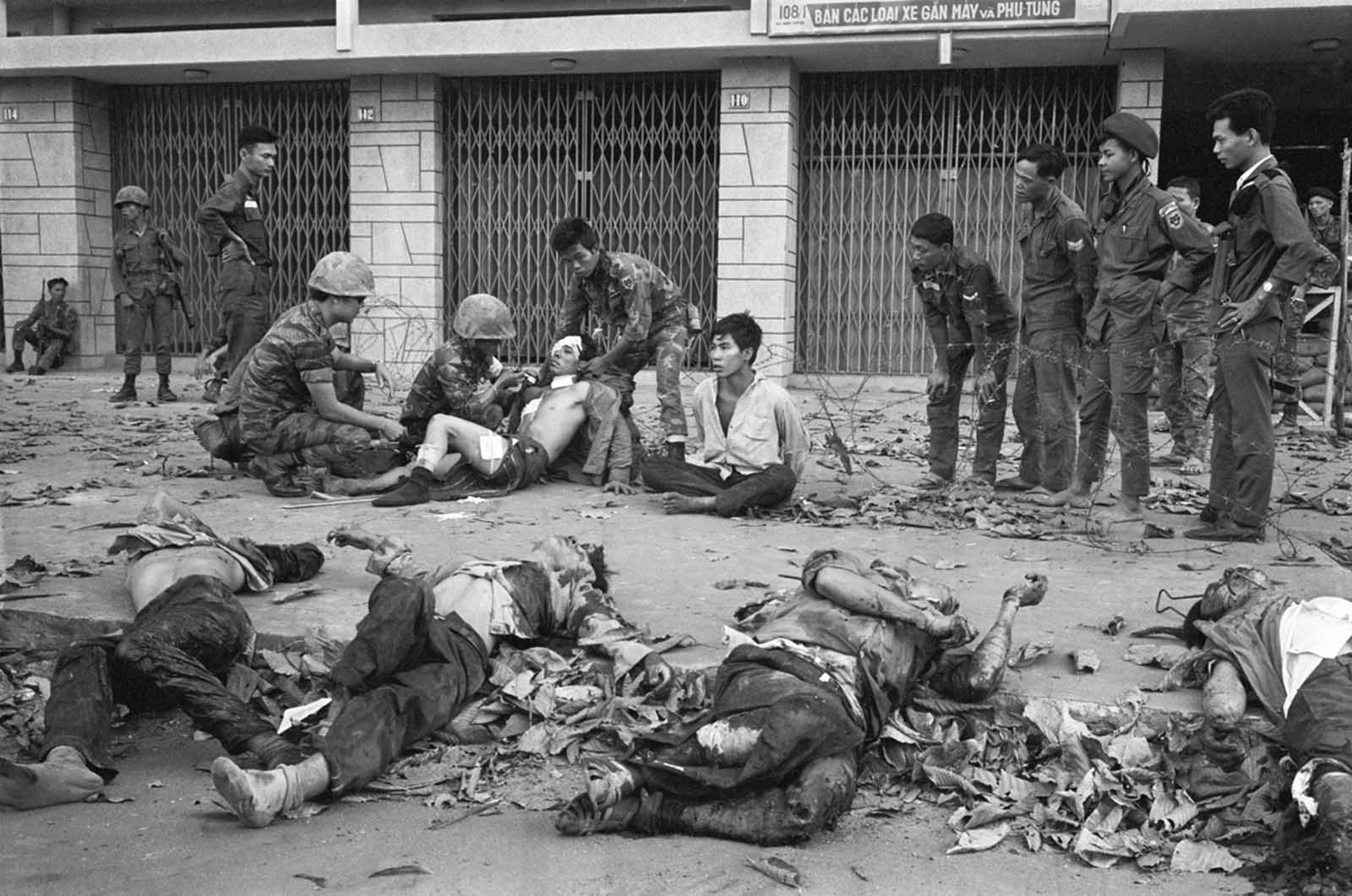 american escalation in vietnam President lyndon johnson dramatically escalated us involvement in the conflict,   the origins of american involvement in vietnam date back to the end of the.