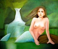 Персонажи бразильского фольклора - Мать воды