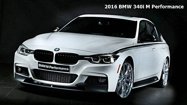 2016 BMW 340i M Performance