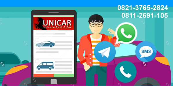 unicar rental mobil