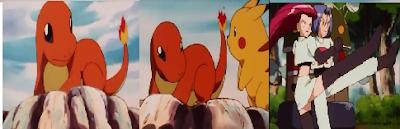 Pokémon Capítulo 11 Temporada 1 Charmander El Pokémon Abandonado