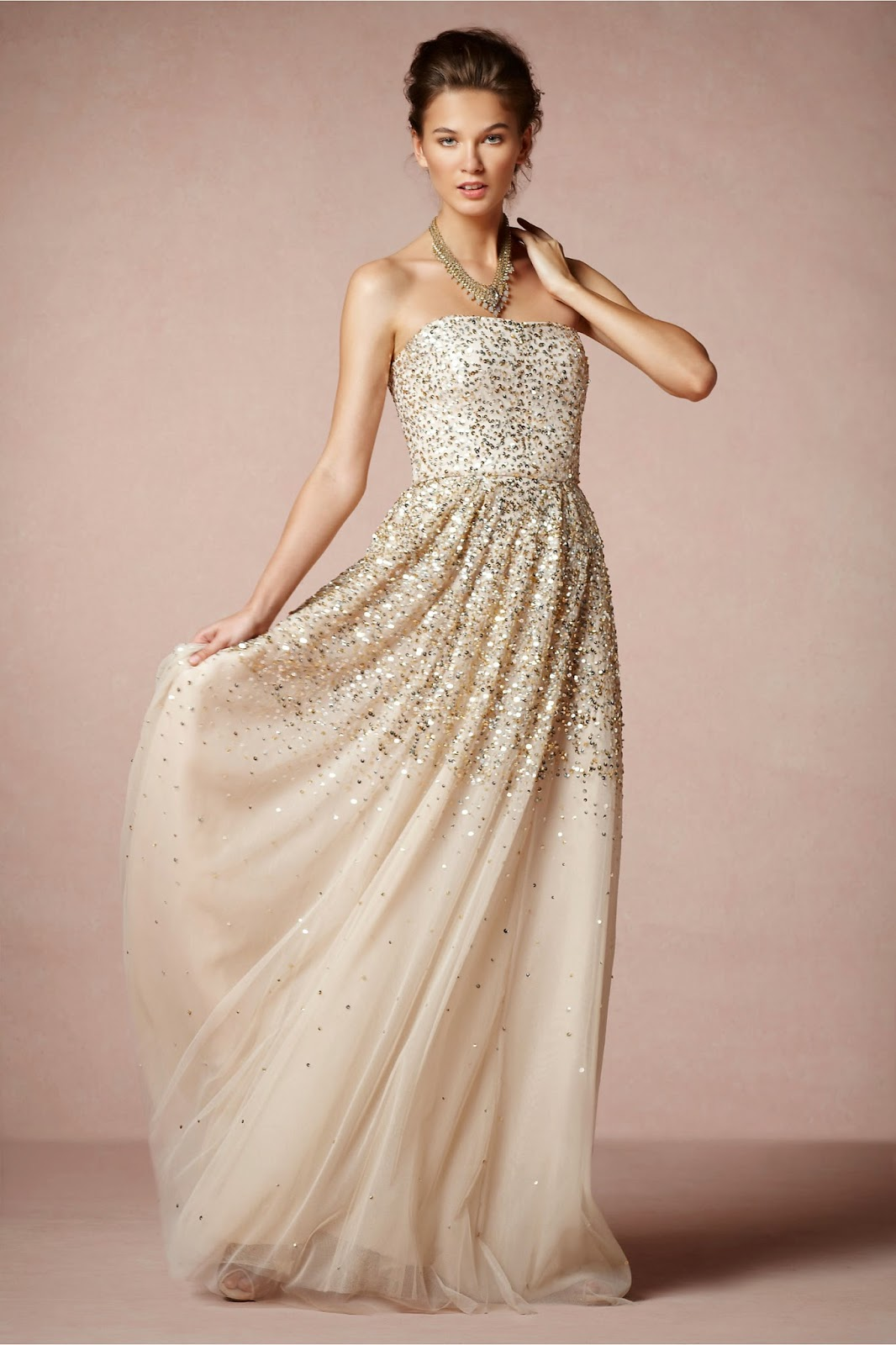 """26907766_011_a Partecipazione """"Gold Clasp""""Colore Bianco Colore Oro"""