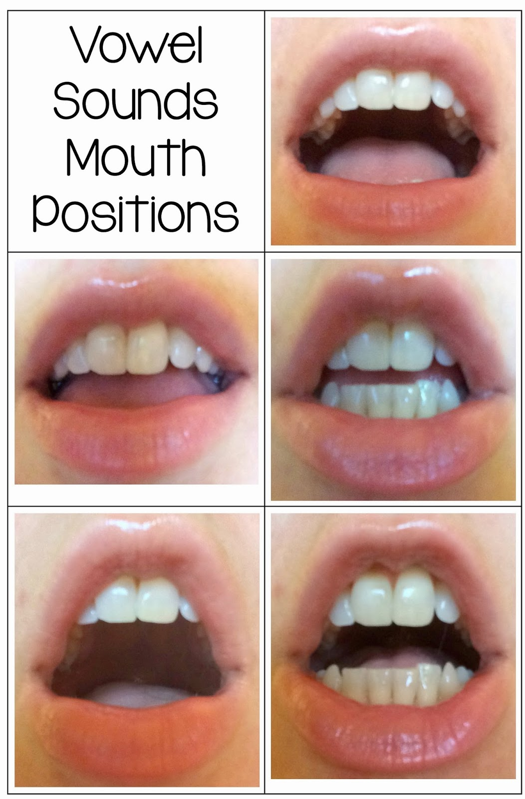 Mouth Position 95