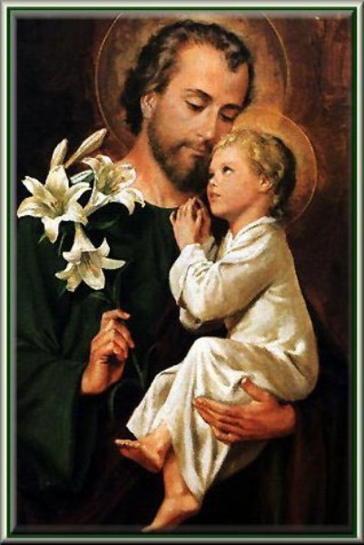 ✿St. Joseph pray for us.✿