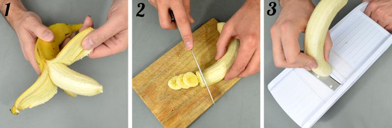 Chips de Bananes