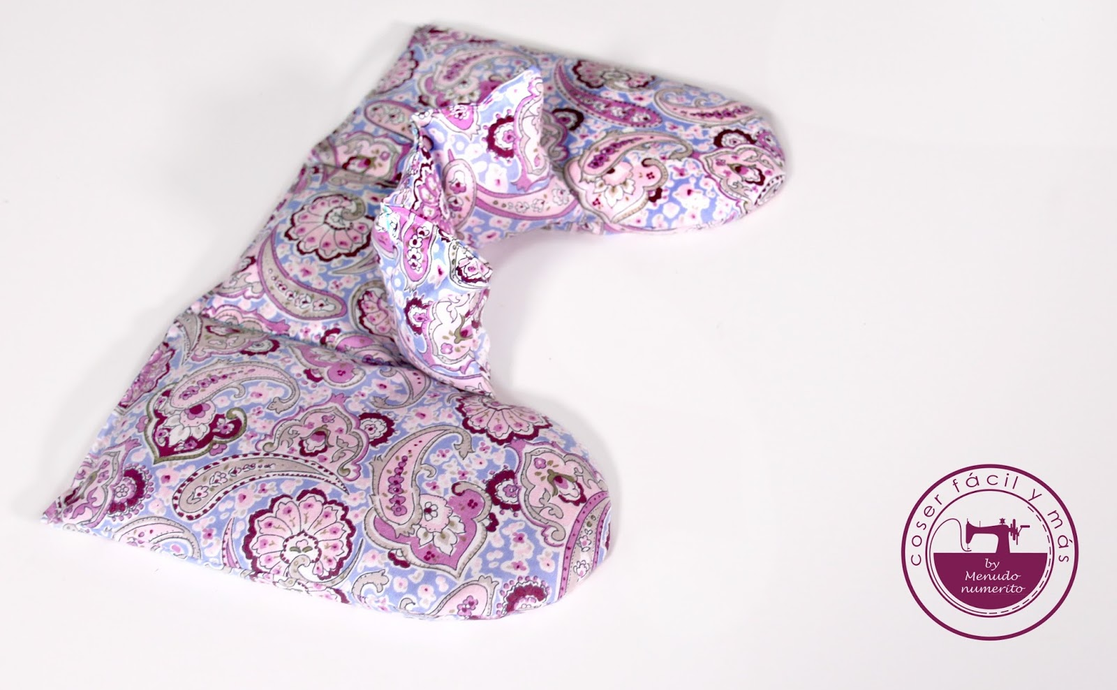 Saco térmico para el cuello, especial costureras - El blog de Coser ...