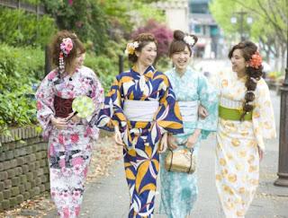 Musim Panas di Jepang