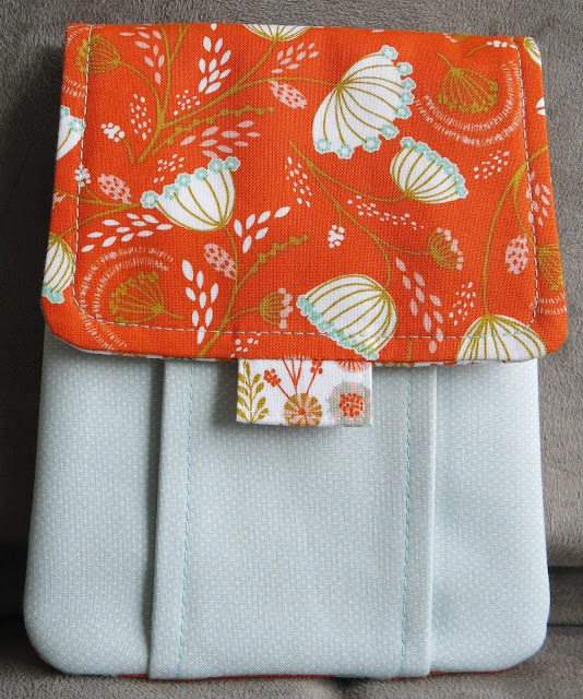 Small sewing project - Pouch