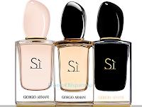 Logo Omaggio fragranza SI, Vanity Fair gratis e vinci Shopping Experience Armani
