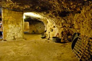 Christian Caves Nazareth Israel