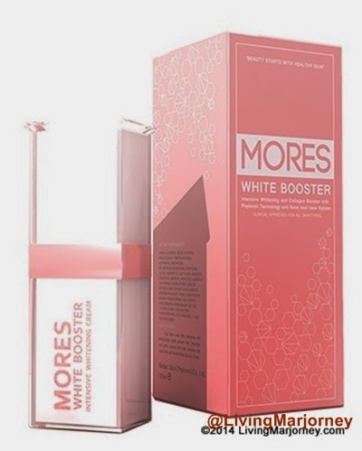 Mores White Booster Review