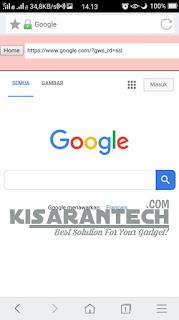 Membuka Situs Yang Diblokir Lewat Google Android Tanpa Aplikasi