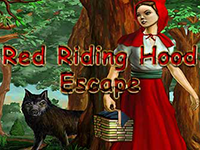365Escape Red Riding Hood Escape