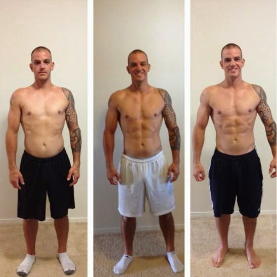 BECAUSE FAT LOSS CAN BE 250% FASTER THAN AVERAGE, INC. BELLY FAT.
