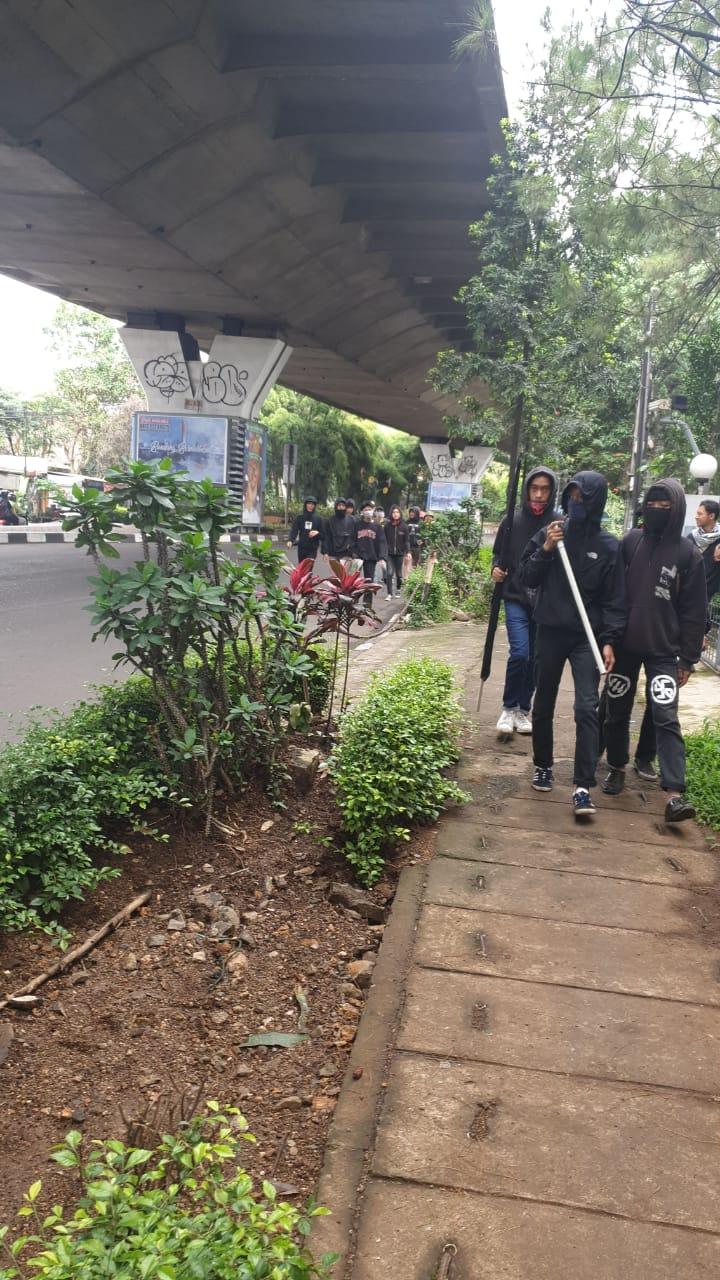 Aksi Buruh di Bandung Ricuh, Ini Provokatornya!