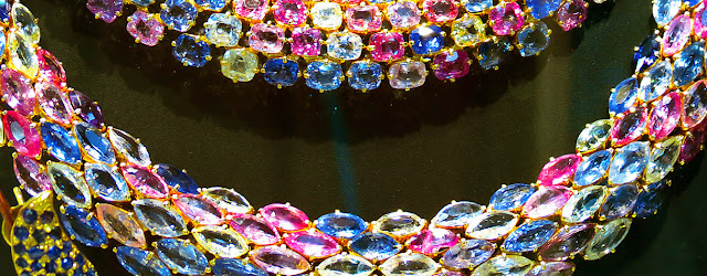 sapphire jewelry colors