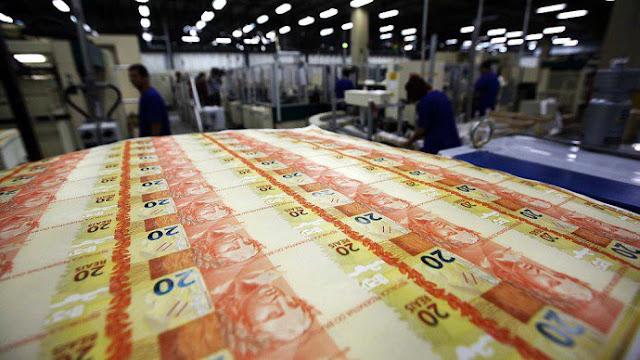 Fabricação de dinheiro