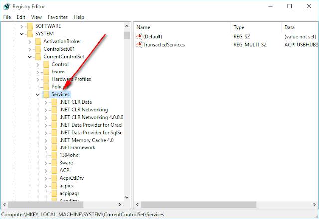 حل مشكلة إرتفاع نسبة البروسيسور في 10 Windows 5