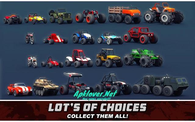 Mini Racing Adventures MOD APK unlimited money