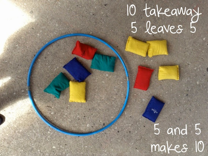Authentic Early Years Maths Activities