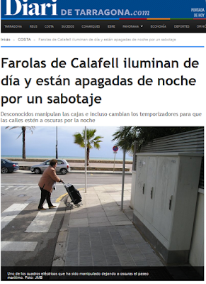 http://www.diaridetarragona.com/costa/59849/farolas-de-calafell-iluminan-de-dia-y-estan-apagadas-de-noche-por-un-sabotaje