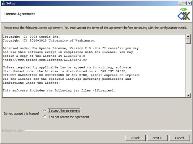 open data kit install