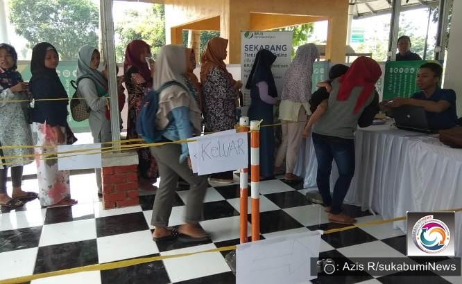 Bpjs Ketenagakerjaan Cabang Sukabumi Gelar Pasar Murah Ramadhan 1440 H Sukabuminews