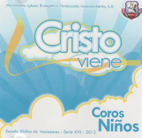 EBV MIEPI-Cristo Viene-Coros Niños-Serie XVII-