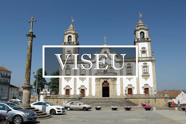Qué ver en Viseu, Portugal
