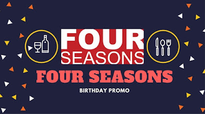 Four Seasons Buffet Promo